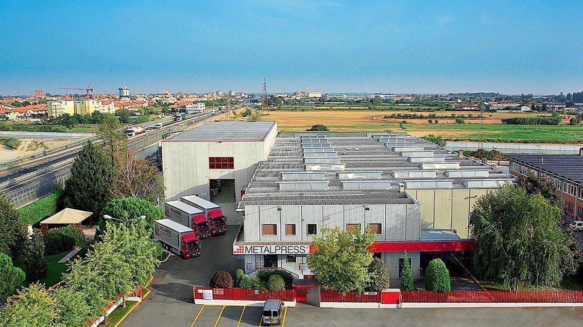 Metalpress sede Verona _ Italia